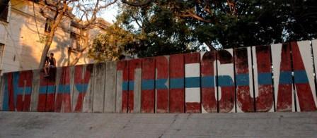 Theres No Truce.  Photo: Caridad