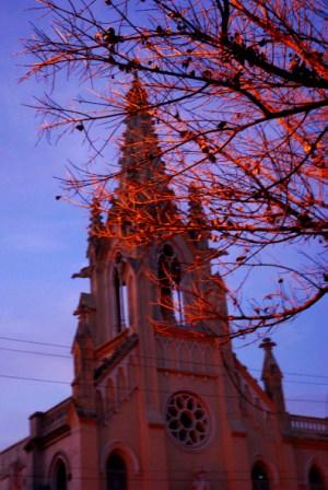 Havana church.  Photo: Caridad