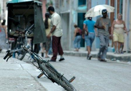Havana Street.  Photo: Caridad