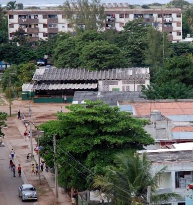 East Havanas Alamar housing projects.  Foto: Caridad