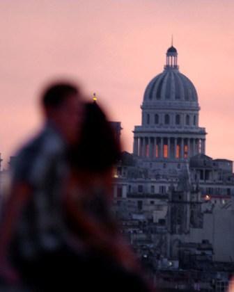 Cuba's Capitol building.  Photo: Caridad