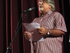 Cuban film critic Luciano Castillo.