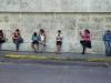 Outside the Vedado Hotel