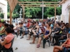A new space for concerts at the Dulce Maria Loynaz Center in Havana