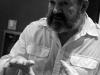 h3  Brian Gordon Sinclair as Ernest Hemingway.