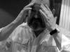 h5  Brian Gordon Sinclair as Ernest Hemingway.