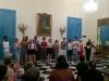 Estudiantes del taller impartido por David Serna bailarin mex.