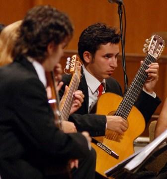 Sonantas Habaneras Orchestra led by master Jesús Ortega
