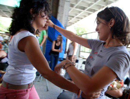 Lesbians often go unseen in the broad movement against homophobia and transphobia in most countries of Latin America.
