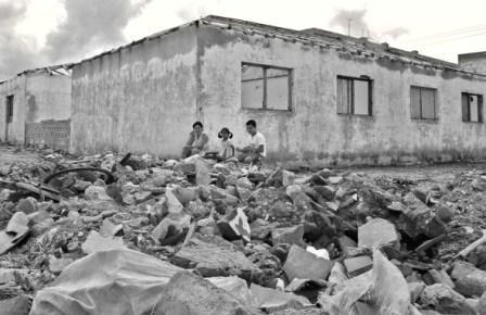 uba was hard hit by three hurricanes last year but few deaths occurred.  Photo: Caridad