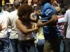 Dancing to Interactivo in Old Havana.