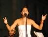 Haydee Milanes singing with Interactivo