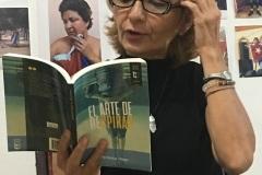 "Verónica-Vega-lectura-del-""Arte-de-Respirar"""