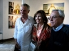 Ander Rising and Eusebio Leal (Havana City Historian)
