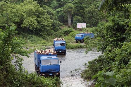 Life in Cubas eastern mountains.  Photo: Elio Delgado