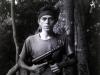 jonas013 Ramiro, a former fighter of the Farabundo Marti National Liberation Front (FMLN).