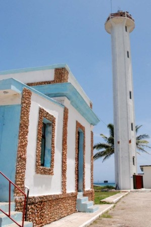 Punta de Maya Lighthouse