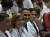 0004 Graducación de nuevos médicos en Cuba.