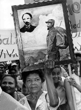 May Day in Santiago de Cuba 1996