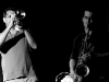The Cuban band Mezcla at their Saturday jam.