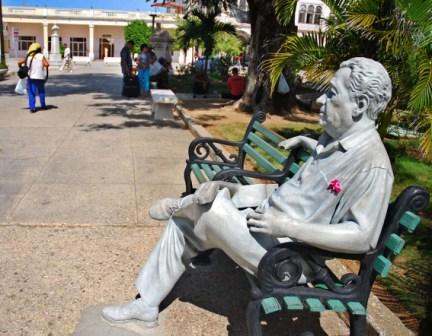 Legendary Cuban singer Benny More.  Foto: Caridad