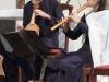 Claudia Almanza, flutes, chirimia and voice
