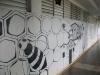Mural at the ELAM Medical School.