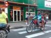 Moto taxi in Santiago de Cuba