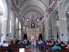 Interior of the Iglesia del Cobre