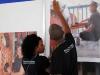 nd5 Nelson Dominguez \'Self Portrait\' Exhibition at the Pabellon Cuba in Havana.