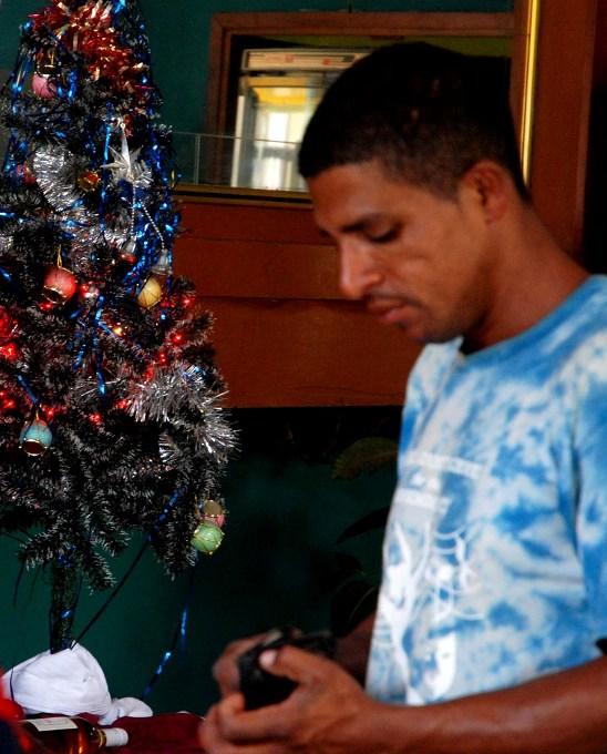 Holiday Season in Cuba.  Photo: Caridad