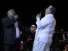 Waldo Mendoz, Dany Rivera and Sory along with the Cuban TV and Radio orchestra.