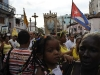 cobre-5 Procession in honor of Our Lady of Charity of El Cobre in Havana.  Sept. 8, 2011.  Photo: Jorge Luis Baños/IPS
