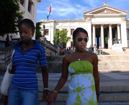 University of Havana.  Photo: Caridad