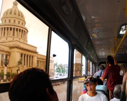 Cuba's transportation system has undergone a major overhaul since 2005