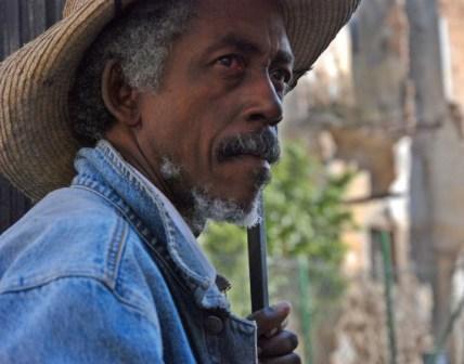 Cuban Farmer.  Photo: Caridad