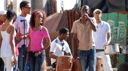 Cuban music is a big potential draw for US visitors. Photo: Caridad