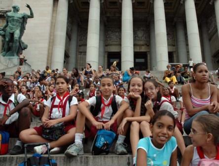 Will Cuban children continue to live under the US blockade?