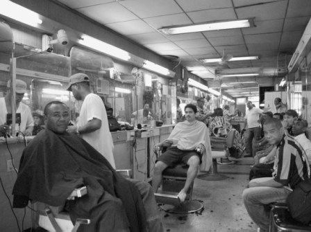 Havana Barbershop.  Photo: Caridad