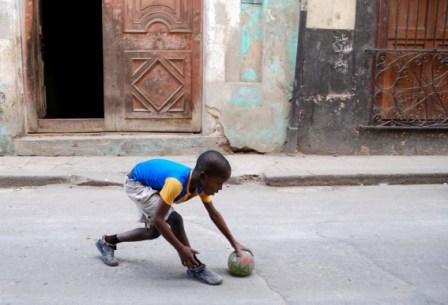 School is out soon in Cuba. Photo: Caridad