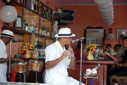 Music is one of Cuba's biggest tourism draws. photo: Caridad