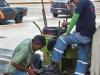 trabajadores en catia