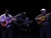 Trio made up by Alejandro Almenares, Omar Corales and Gavino Jardines.