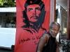Me and Che.  Photo: Paola Nunez Solorio