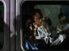 Rosario y Daniel noche de elecciones foto Carlos Herrera-confidencial