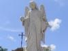 Statue at the Santa Ifigenia Cemetery.