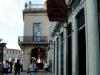 Baratillo St. with the El Galeon Tavern and the Casa del Café.
