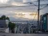 The hills of Santiago de Cuba