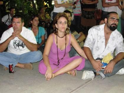 Santiago Feliu concert in Havana, Cuba