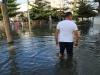 Flooding in Havana January 23, 2016.